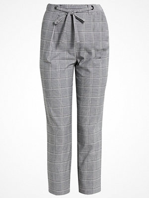 Topshop CHECK Tygbyxor grey