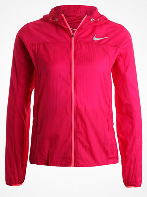 Nike Performance IMPOSSIBLY LIGHT Löparjacka sport fuchsia/racer pink/reflective silver