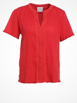 Vero Moda VMMARY Tshirt med tryck hibiscus