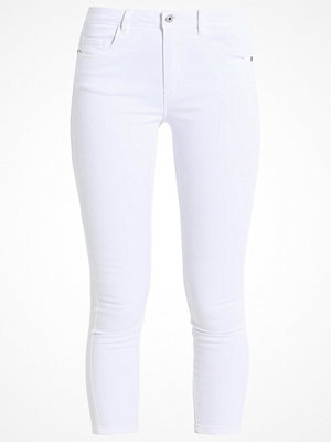Jeans - Only ONLCARMEN Jeans Skinny Fit white