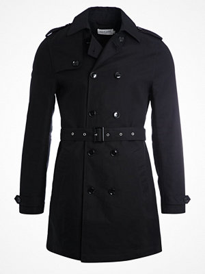 Trenchcoats - Pier One Trenchcoat black
