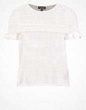 Topshop Tshirt med tryck ivory