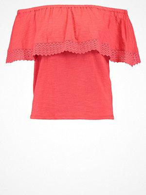 Vero Moda Petite VMADA Tshirt med tryck hibiscus