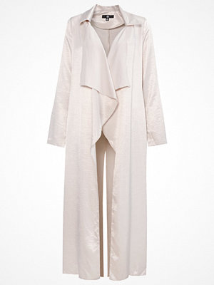 Missguided Trenchcoat cream