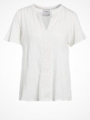 Vero Moda VMMARY Tshirt med tryck snow white