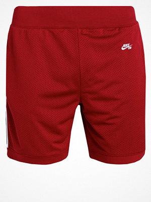 Shorts & kortbyxor - Nike Sb Shorts team red/white