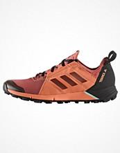 Sport & träningsskor - Adidas Performance TERREX AGRAVIC SPEED  Löparskor terräng tactile pink/core black/easy orange