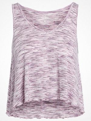 Hollister Co. Linne purple space dye