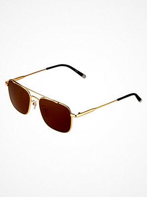 Solglasögon - Calvin Klein Solglasögon gold
