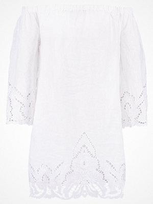 Polo Ralph Lauren Sommarklänning pure white