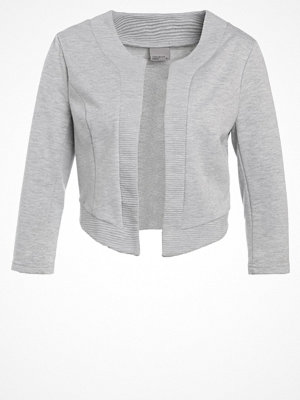 Vero Moda VMYOYO Blazer light grey melange