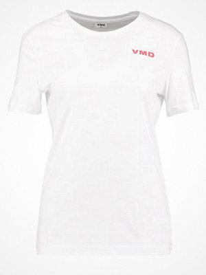 Vero Moda VMD Tshirt med tryck bright white