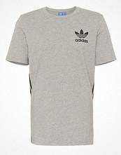 T-shirts - Adidas Originals Tshirt med tryck medium grey heather