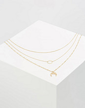 Smycken - Only Halsband goldcoloured