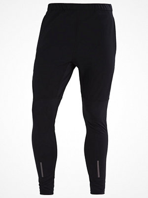 Sportkläder - Nike Performance CITY Träningsbyxor black/reflective silver