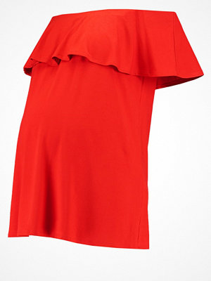 Isabella Oliver MARIT  Tshirt med tryck cherry red