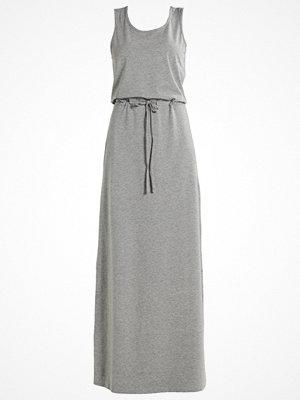 Vero Moda VMTRUE Jerseyklänning light grey melange
