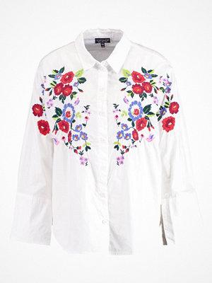 Skjortor - Topshop FLORL Skjorta white