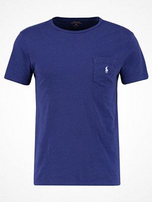 T-shirts - Polo Ralph Lauren CUSTOM FIT Tshirt bas yale blue