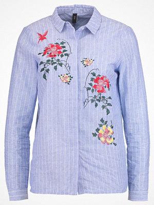 YAS YASSPRING Skjorta blue/white