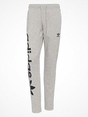 Sportkläder - Adidas Originals TREFOIL  Träningsbyxor medium grey heather