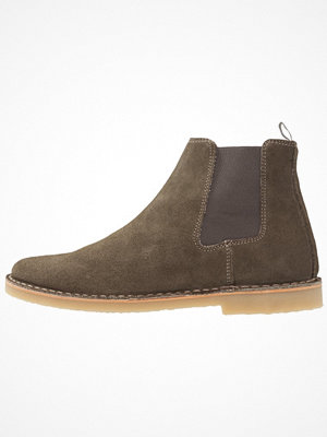 Boots & kängor - Zign Stövletter khaki