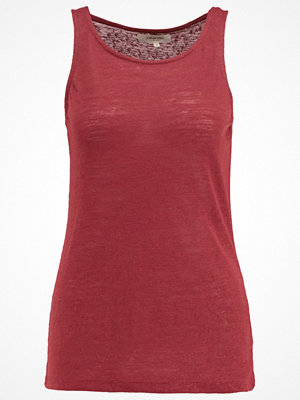 Zalando Essentials Tshirt med tryck rusty red