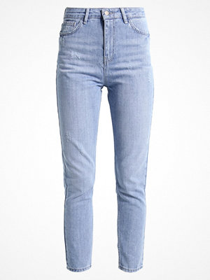 Even&Odd Jeans relaxed fit light blue denim