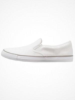 Calvin Klein Jeans ACTON Slipins white