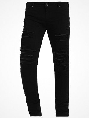 Criminal Damage CAMDEN  Jeans Skinny Fit black