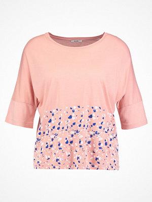 KIOMI Tshirt med tryck peach beige