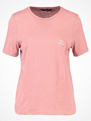Vero Moda VMGILL Tshirt med tryck ash rose