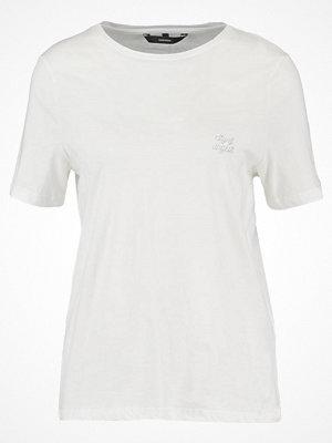 Vero Moda VMGILL Tshirt med tryck snow white