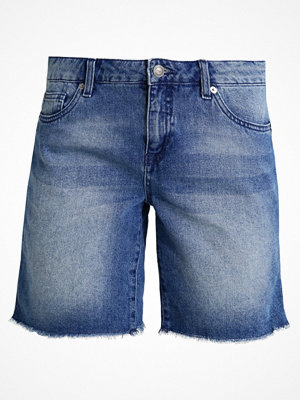 Only ONLCLAUDI Jeansshorts medium blue denim