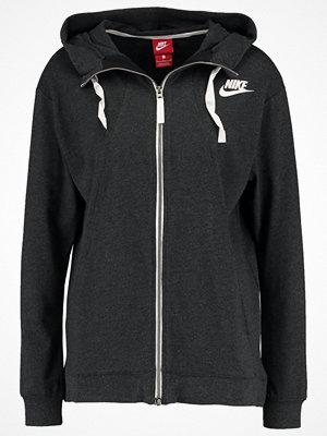 Nike Sportswear GYM VINTAGE Sweatshirt black heather