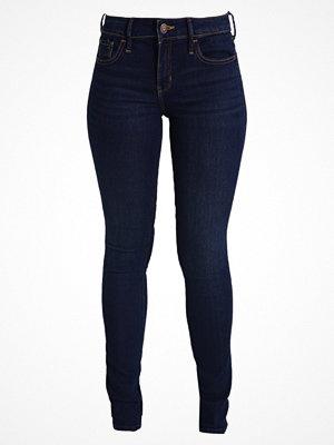 Jeans - Hollister Co. Jeans Skinny Fit dark blue denim