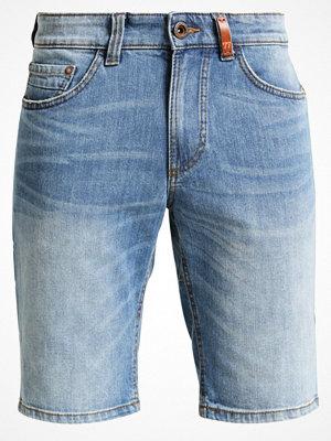 Shorts & kortbyxor - Camel Active Jeansshorts blue denim