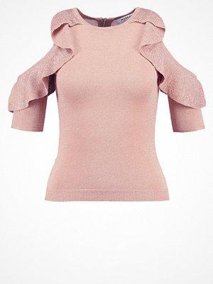 Morgan MAGRA Tshirt med tryck rose quartz