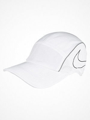 Nike Performance AROBILL Keps white/reflective silver