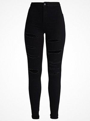Topshop JONI Jeans Skinny Fit black