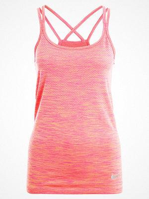 Sportkläder - Nike Performance DRIFIT Linne sunset glow/racer pink/reflective silver