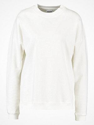 Noisy May NMLUCKY Sweatshirt bright white