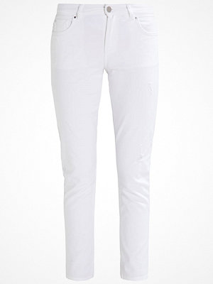 Dorothy Perkins COREY  Jeans relaxed fit white abrasion
