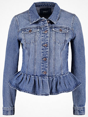 Only ONLAGNES Jeansjacka medium blue