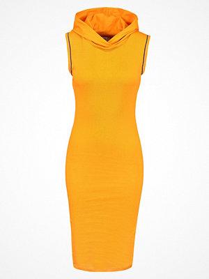 Mads Nørgaard DRAZE  Jerseyklänning orange