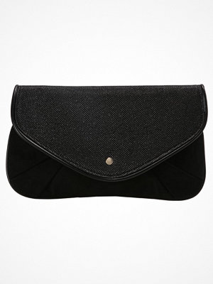 Dorothy Perkins Kuvertväska black svart