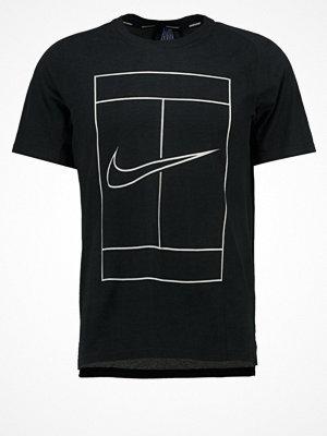 Sportkläder - Nike Performance BASELINE Funktionströja black/black