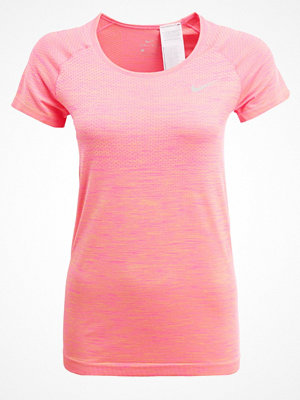 Sportkläder - Nike Performance Funktionströja sunset glow/racer pink/reflective silver
