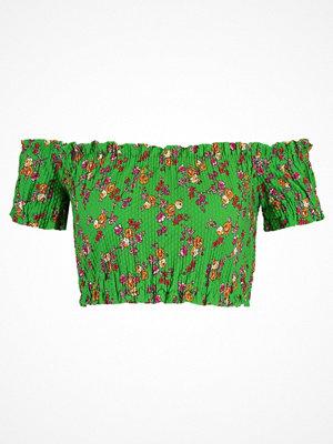 Topshop FLORAL GYPSY Tshirt med tryck green