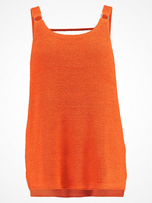 New Look Curves Linne bright orange